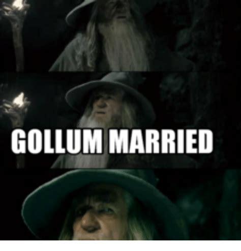 Gollum Meme - gollum married gollum meme on sizzle