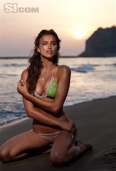 irina shayk sports illustrated cover girl   wizbang pop