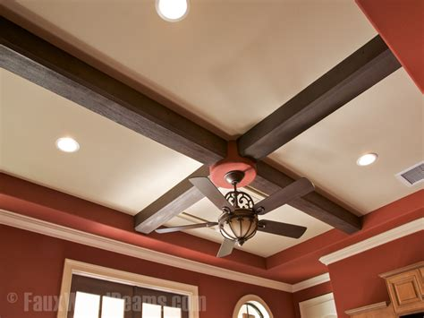 Faux Wood Ceiling by Design Ideas Ceilings On Faux Wood Beams
