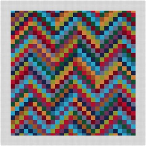 Bargello Patchwork - patchwork bargello needlepoint kit needlepaint
