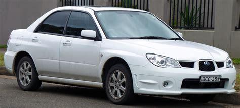 how to learn about cars 2007 subaru impreza free book repair manuals 2007 subaru impreza information and photos momentcar
