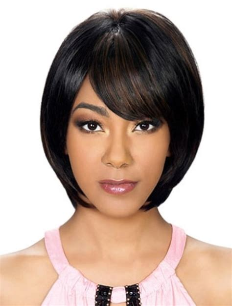 Black Hairstyles Bob With Bangs by 16 Most Excellent Bob Hairstyles For Black