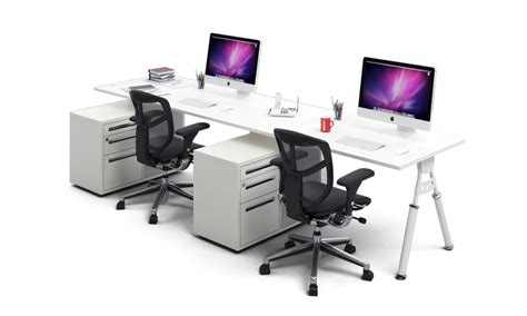 2 Person Desks | 2 person workstation desk home furniture design