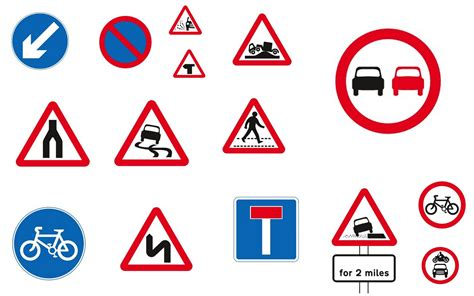 printable road signs and meanings what is the meaning of road signs clipart best