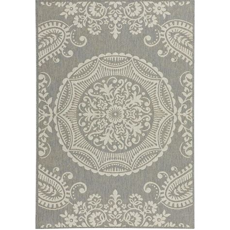 Balta Area Rugs by Balta Us Georgiana Grey 7 Ft 10 In X 10 Ft Area Rug