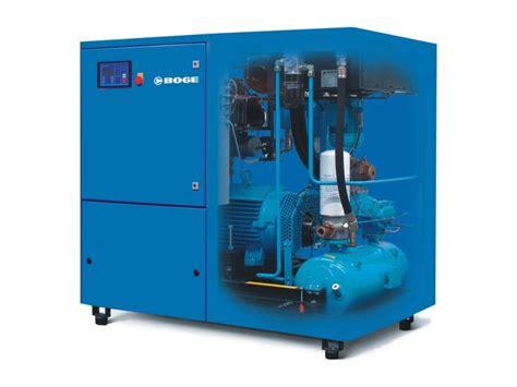 boge compressors cac central air compressor