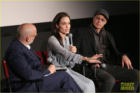 by the sea review angelina jolie pitt variety angelina jolie brad pitt the screening of by the sea