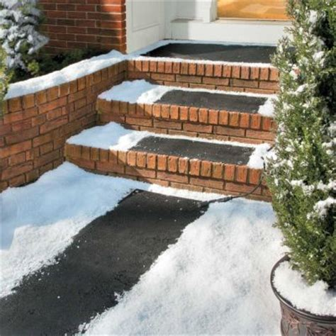 Heated Stair Mats Outdoor by 17 Best Images About Your Winter Home On
