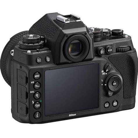 df nikon nikon df black w af s 50mm f 1 8 g special edition lens