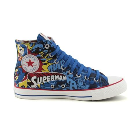 superman shoes converse all hi superman athletic from journeys