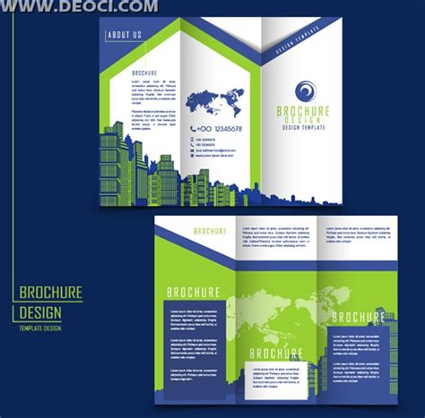 Advertisement Brochure Templates Free by Free Advertising Advertising Brochure Templates Free