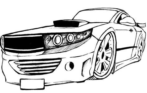 imagenes para dibujar un carro dibujos de autos tuning para pintar dibujos de autos