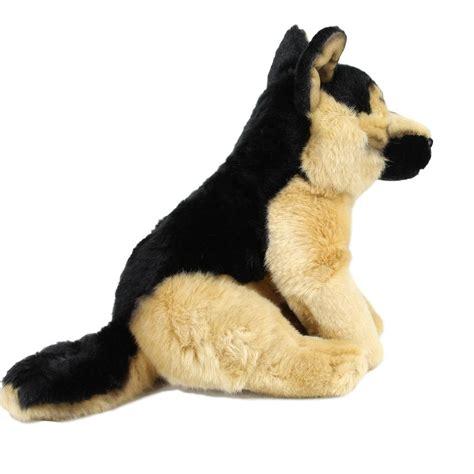 german shepherd stuffed animal german shepherd alsatian plush 12 quot 30cm stuffed animal faithful friends new ebay