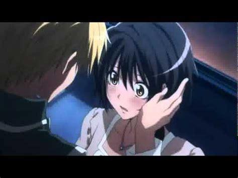 imagenes de anime usui y misaki usui y misaki el beso youtube