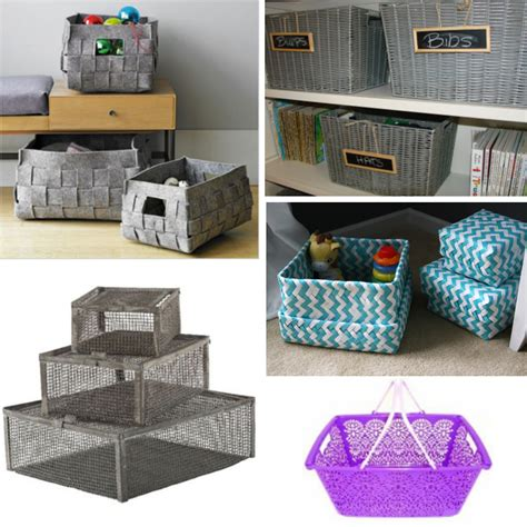 decorative baskets inspiration for using them in your how to use decorative baskets in your home d 233 cor