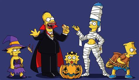 halloween imagenes los simpson fondos de escritorio halloween los simpsons