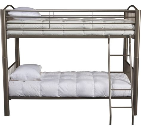 Avery Twin Twin Bunk Bed Badcock More