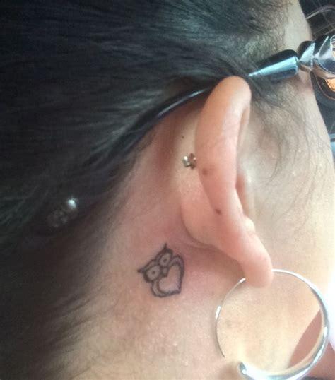 owl tattoo ear 53 best images about owl art on pinterest tiny owl