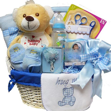 gift for baby of appreciation gift baskets it s a boy new baby