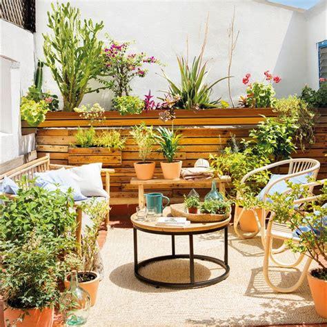ideas decorar terraza grande decorar la terraza seg 250 n su talla c 243 mo aprovechar el espacio
