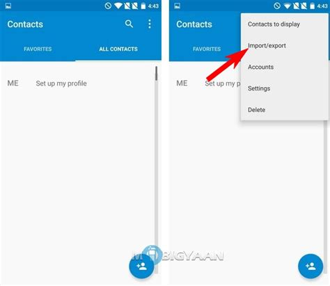 transfer contacts from android to android how to transfer contacts from android to android guide