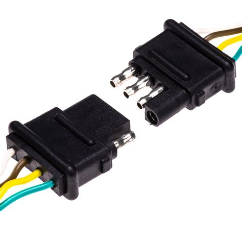 4 prong flat wiring harness 4 get free image about