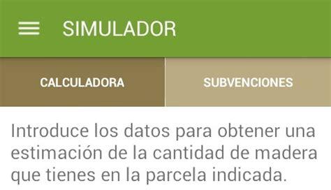 hacienda lanza una herramienta para calcular las ence ence lanza una app gratuita para productores de