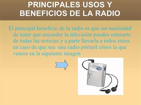 usos amorosos de la la radio