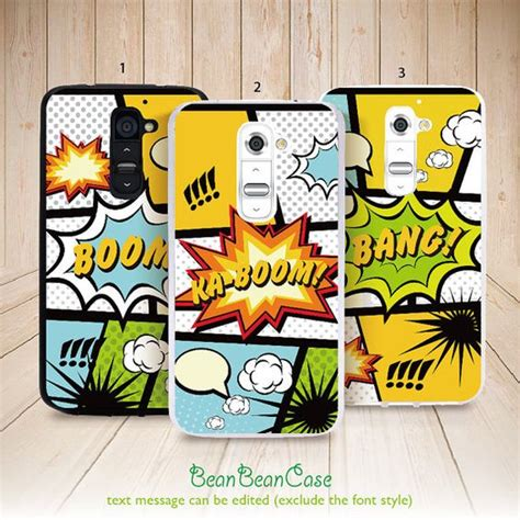 Casing Xperia Z3 The X Crossover Idea Custom Hardcase Cover boom style comic personalized custom name text for iphone 6s samsung s6