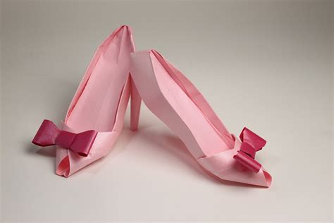 Origami Shoes - if you don t these origami shoes then you probably