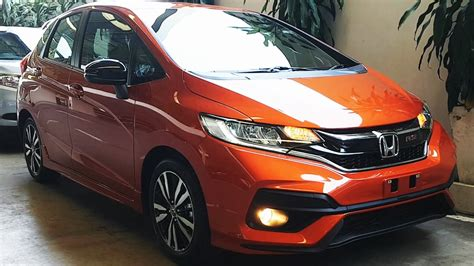 New Honda Jazz 1 5 Rs Cvt 2016 honda jazz new jazz rs cvt fiat world test drive