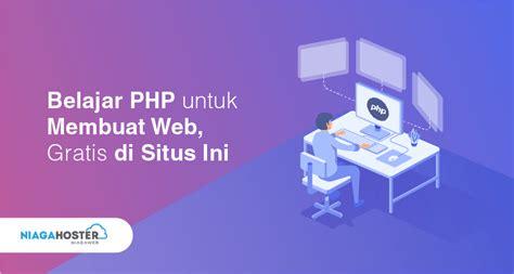 situs belajar php gratis  pemula sampai mahir