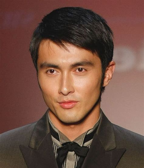 asian face shape hairstyle nice hairstyles for men with diamond face shape men s