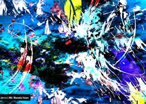 abstract digital digital abstract painting muhammad mazedul islam