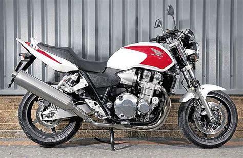 Honda CB1300 Used bike review   MoreBikes