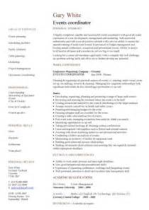 Resume Or Cv Sle by Resume Coordinator Sales Coordinator Lewesmr