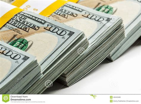 100 Dollar Mba Books by Background Of New 100 Us Dollars Banknotes Bills Stock