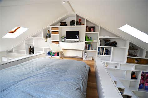 small loft conversion in london a small loft in camden by craft design