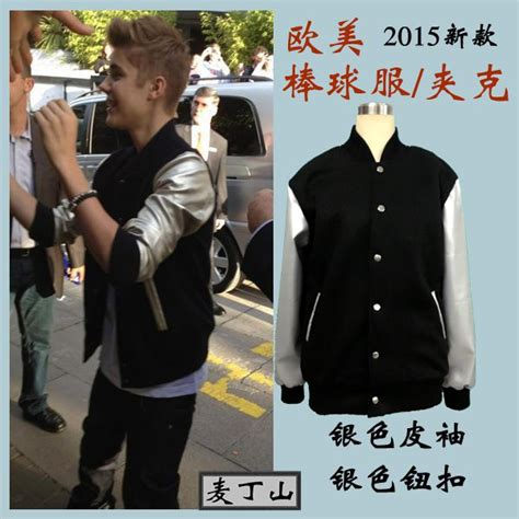 Kausa Jacket Black kaufen gro 223 handel justin bieber leather jacket aus china justin bieber leather jacket