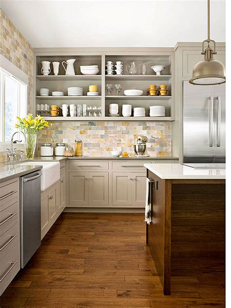 kitchens with tile backsplashes kitchen backsplash photos