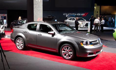 2012 Dodge Avenger Rt Rear Three Quarter Photo 1 Dodge Avenger R T 2013 191 El 250 Ltimo Que Saldr 225 Al Mercado