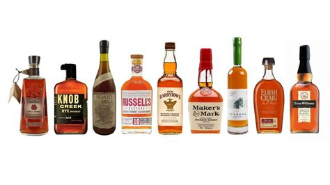 the best bourbon 18 of the best bourbons and best ryes for kentucky derby