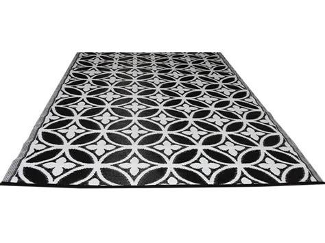 karwei tuinkleed chique zwart wit design buitenkleed merel in wonderland