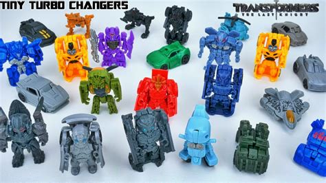 Transformers The Last Tiny Turbo Changers Series 1 Blind Bag transformers the last collection tiny turbo changers wave 1 and 2 drift berserker