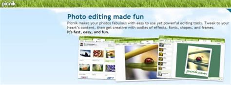 Picnik Image Editor For Basic Photoshop Needs When You Dont Photoshop by 6 Free Or Cheap Alternative Image Editing Tools To Adobe