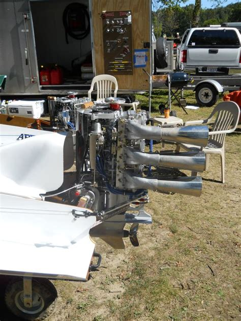 vintage outboard motor boat racing mercury mark 40 h page 46 boats pinterest power