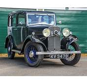 1932 Triumph Super Nine Saloon  Vintage Cars Pinterest