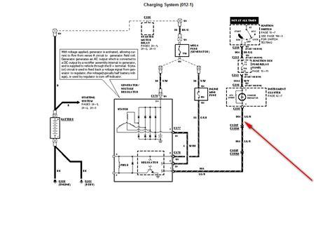 ford f 150 alternator wiring diagram on 2012 ford f 150 engine ford f150 alternator wiring harness ford alternator