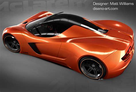 mclaren lm5 concept mclaren lm5 concept cars diseno