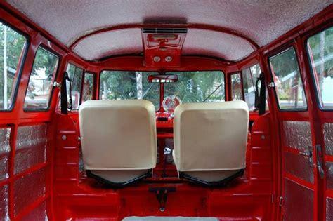 vw transporter cer interior ideas vw kombi transporter interior gearhead vw